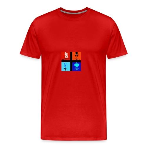 NitrosNaniacs logo - Men's Premium T-Shirt