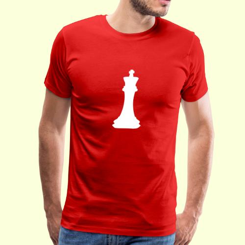 KING-CHESS - Men's Premium T-Shirt