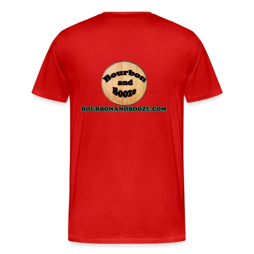 BourbonShirt1 - Men's Premium T-Shirt