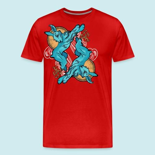 Lucky Rabbit - Men's Premium T-Shirt