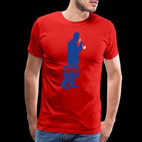 Audiophile   Sound Collector - Men's Premium T-Shirt