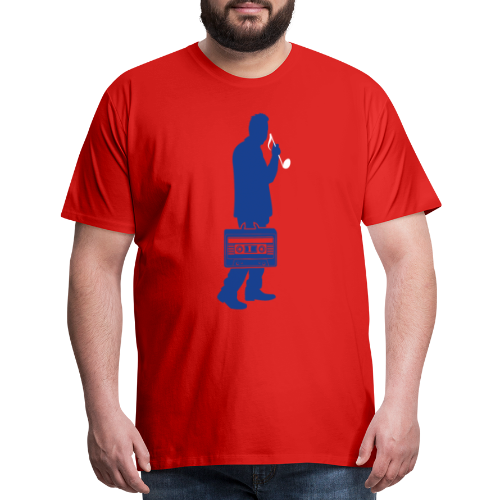 Audiophile | Sound Collector - Men's Premium T-Shirt