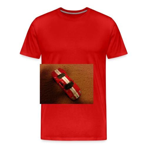 FORD GT - Men's Premium T-Shirt