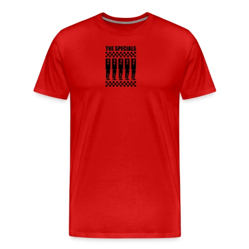 2 Tone Records The Specials Label - Men's Premium T-Shirt