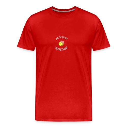 A bug love life - Men's Premium T-Shirt