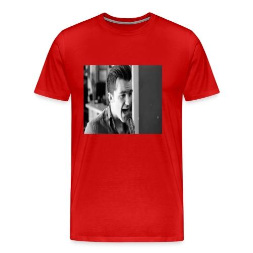drake bell 2 - Men's Premium T-Shirt