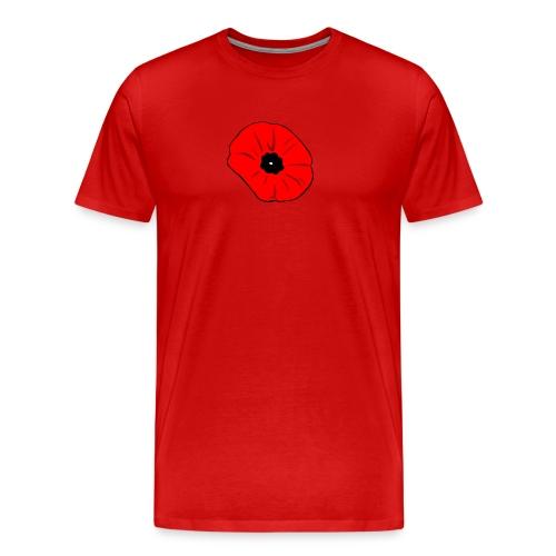 Poppy at Poppy! - Men's Premium T-Shirt