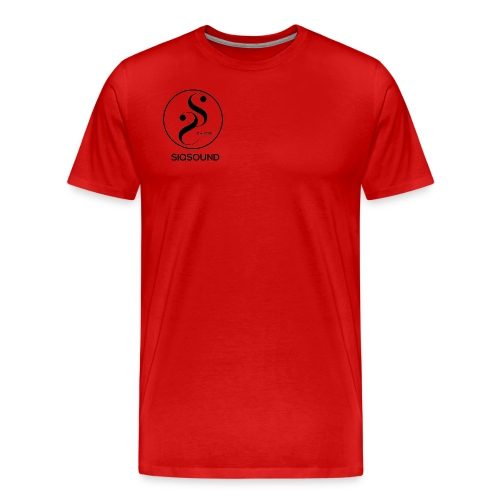 Siqsound Market - Men's Premium T-Shirt