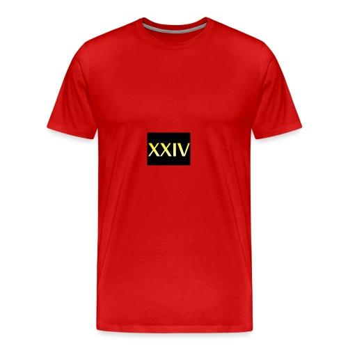 xxiv - Men's Premium T-Shirt