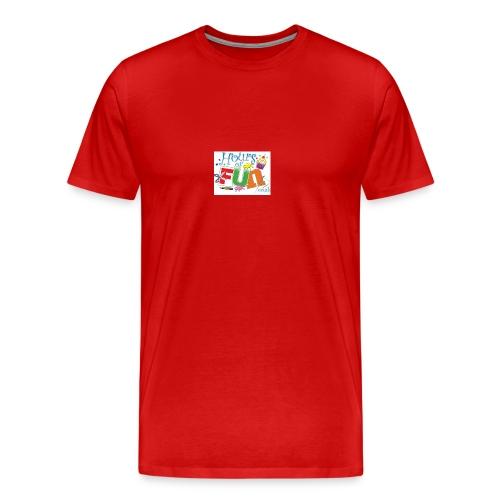 Ruby's merchandise - Men's Premium T-Shirt