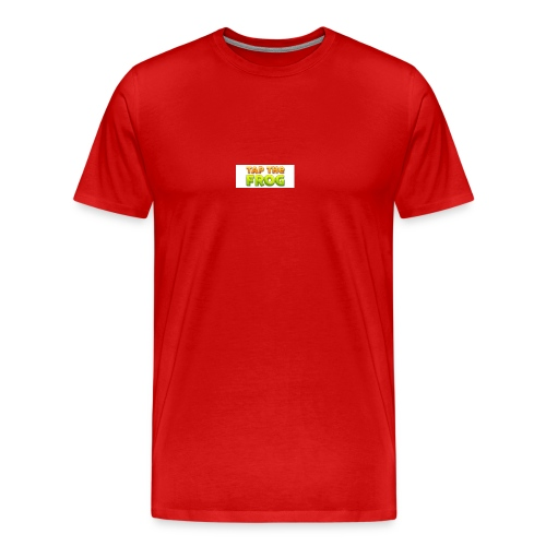 Tap the frog - Men's Premium T-Shirt