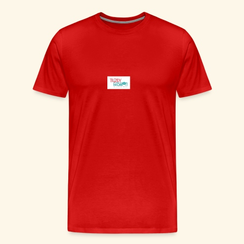 Trendy Fashions Go with The Trend @ Trendyz Shop - Men's Premium T-Shirt