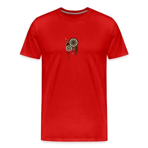 cool design element hi - Men's Premium T-Shirt