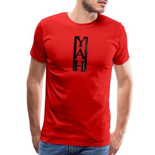 YAH graphic #2 - Men's Premium T-Shirt
