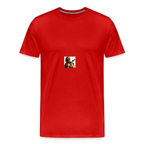 lanceypooh 2 - Men's Premium T-Shirt