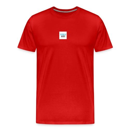 Nicholas Jones Logo Store - Men's Premium T-Shirt