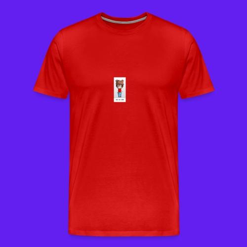 cinnomontoastken - Men's Premium T-Shirt