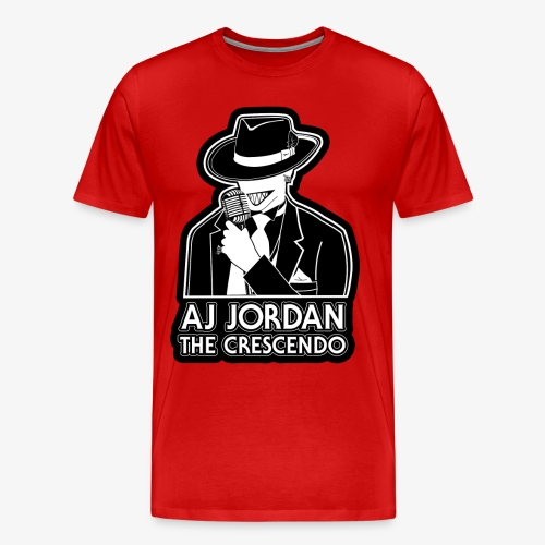 CRESCENDO AJ JORDAN STAR - Men's Premium T-Shirt