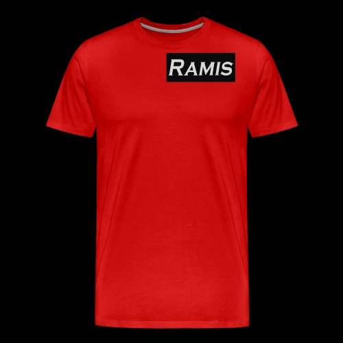 RAMIS MERCH - Men's Premium T-Shirt