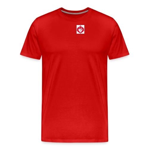 E JUST LION - Men's Premium T-Shirt