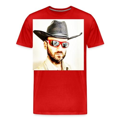 Merla Jerome t chirt - Men's Premium T-Shirt