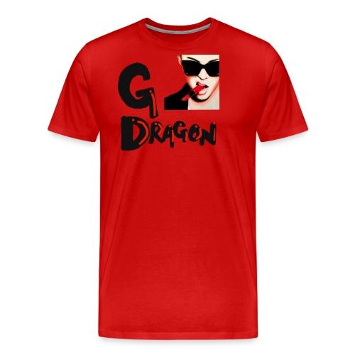 GDragon - Men's Premium T-Shirt