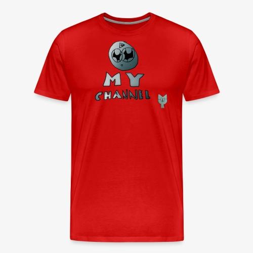 My Channel Cute - Men's Premium T-Shirt