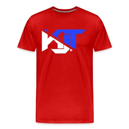 KiingJayyyTv - Men's Premium T-Shirt