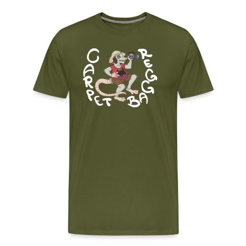 carpetbagger final L png - Men's Premium T-Shirt