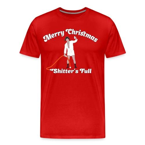 Cousin Eddie - Shitter's Full! - Men's Premium T-Shirt