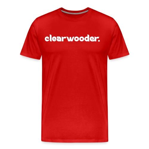 Clearwooder - Men's Premium T-Shirt