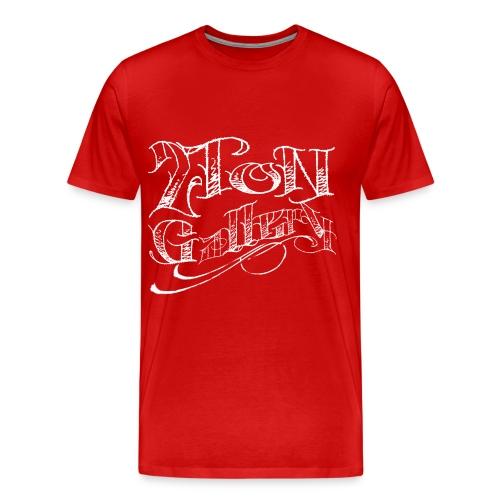 2tonletters - Men's Premium T-Shirt