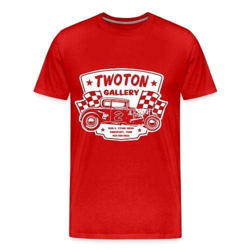 2tonracecar - Men's Premium T-Shirt
