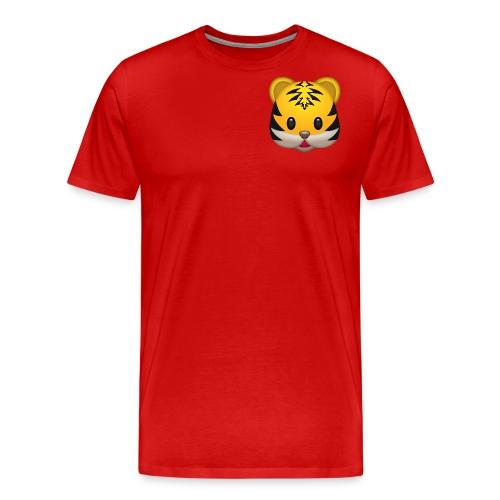cute tiger - Men's Premium T-Shirt