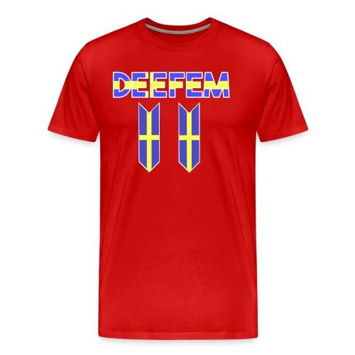 Deefem Swedish - Men's Premium T-Shirt