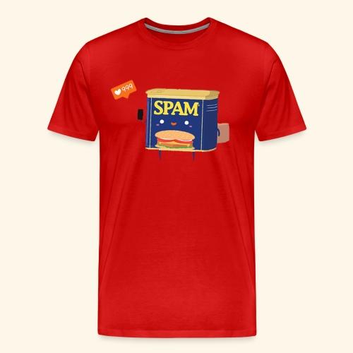 Spam - Men's Premium T-Shirt