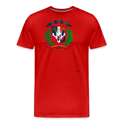 Escudo - Men's Premium T-Shirt
