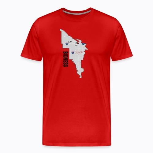 Toe Bidness - Men's Premium T-Shirt