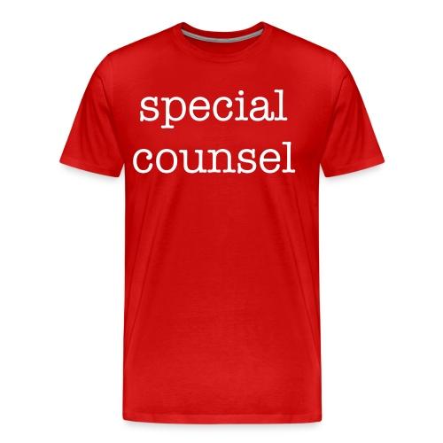 Special Counsel - Men's Premium T-Shirt