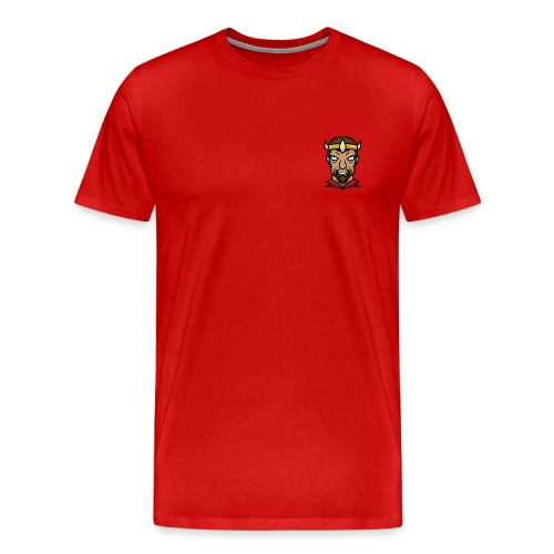 Small Left Chest - Men's Premium T-Shirt