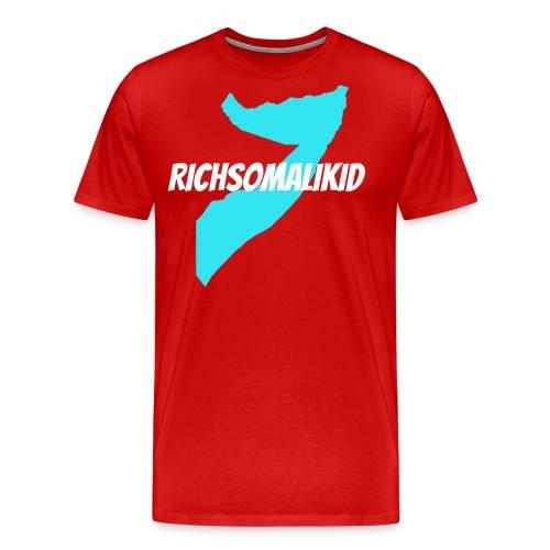 Richsomalikid Somali - Men's Premium T-Shirt