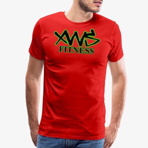 XWS Fitness - Men's Premium T-Shirt