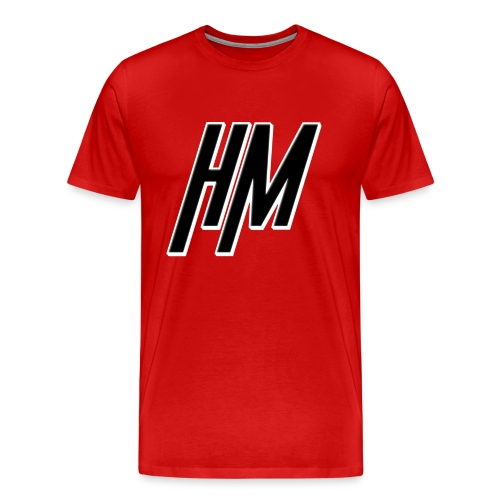 HypnoticMarc - Logo - Men's Premium T-Shirt