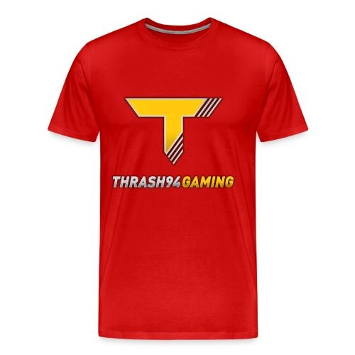 NEW Thrash Logo - Men's Premium T-Shirt