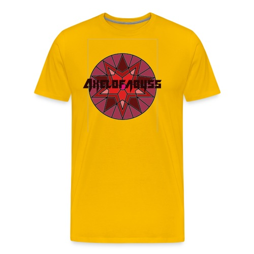 Axelofabyss shades of red - Men's Premium T-Shirt