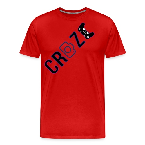 Craze 2018 logo - Men's Premium T-Shirt
