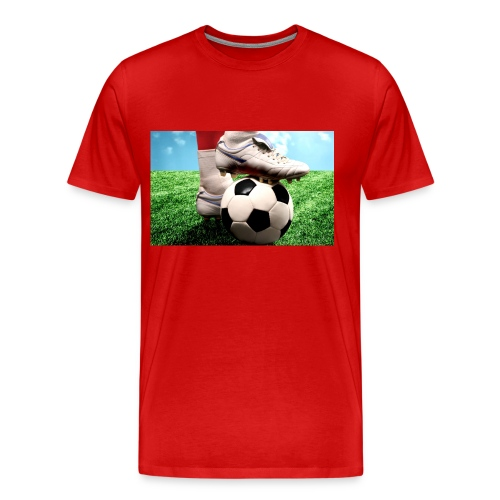 Let's Football 2018 - Men's Premium T-Shirt