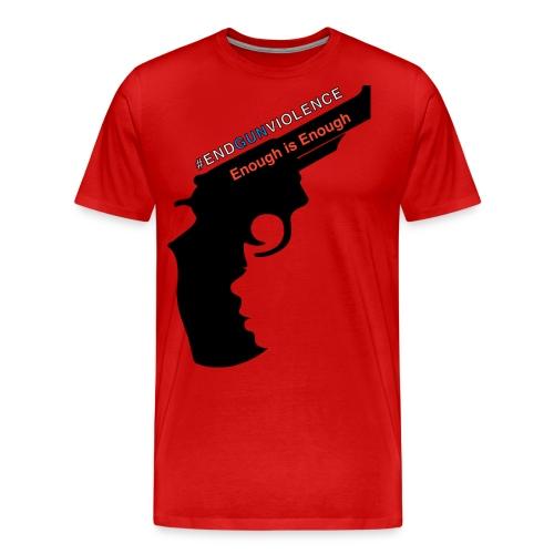 End Gun Violence - Men's Premium T-Shirt