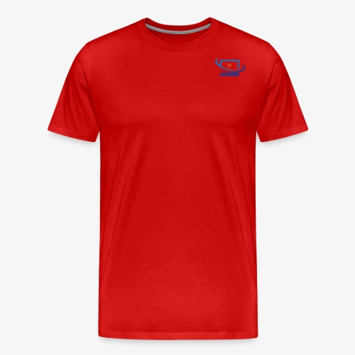 Techbay Logo - Men's Premium T-Shirt