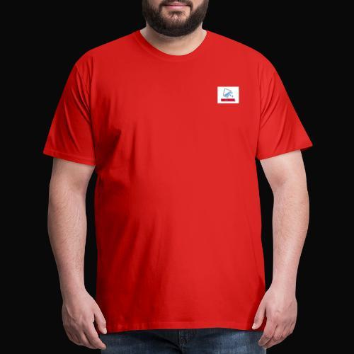 Bacchanal & Water - Men's Premium T-Shirt